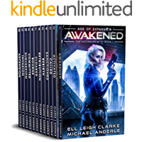 The Ascension Myth Complete Omnibus (Books 1-12): Awakened, Activated, Called, Sanctioned, Rebirth, Retribution, Cloaked, Bourne. Committed, Subversion, Invasion, Ascension