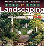 garden design ideas Step-by-Step Landscaping (2nd Edition) (Better Homes and Gardens Gardening)