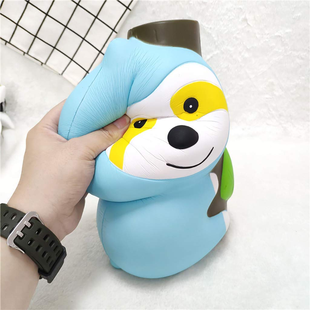 Squishy I Gigantes Soft Squeeze Toys Squishy Ble Sloth Slow Rising Fruit Scented Stress Relief Toys Giftsw731 Thing You Must Have Unique Gifts Girls Favourite Characters Superhero Party Favors by KoreaFashion