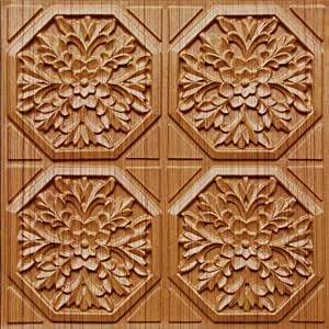 Wall Paneling 2 X 2 Ceiling Tiles 108 Wood Cheap Decorative Plas