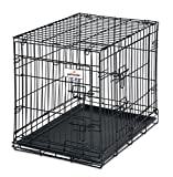 Petmate 24-Inch 2-Door Training Retreats Wire Kennel for Dogs, 25 to 30-Pound Review