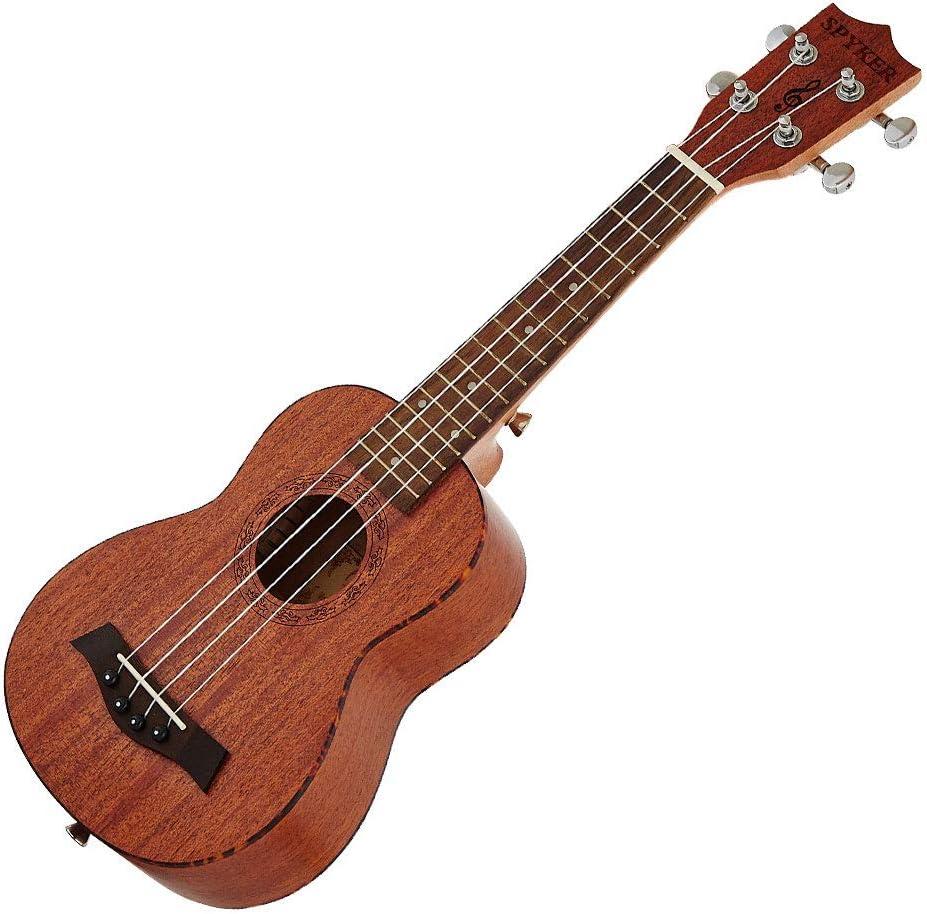 Ukelele guitarra pequeña de 21 pulgadas para adultos principiantes ...