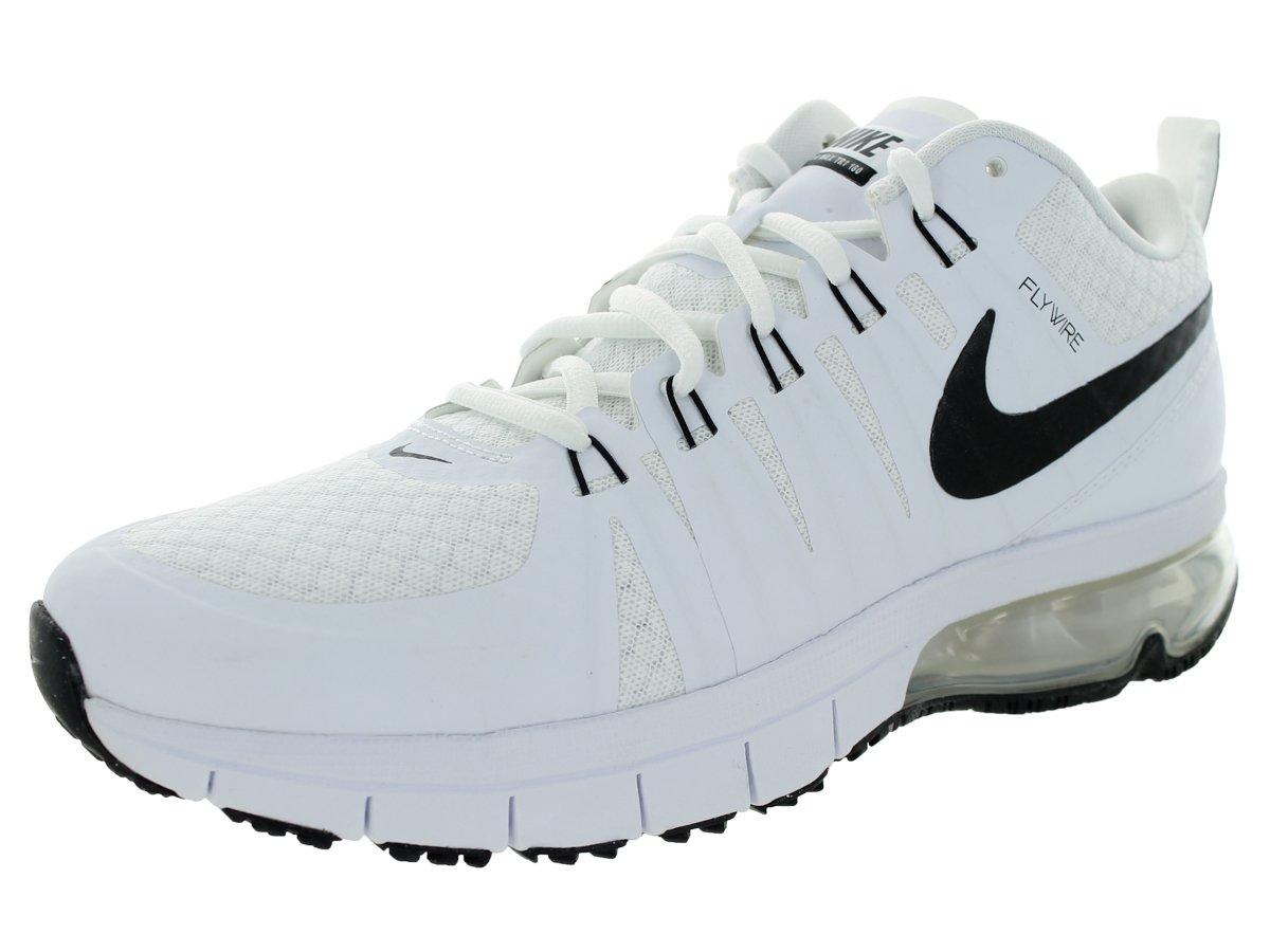 Nike Mens Air Max TR180 White/Black/White/Pr Platinum Training Shoe 9.5 Men US