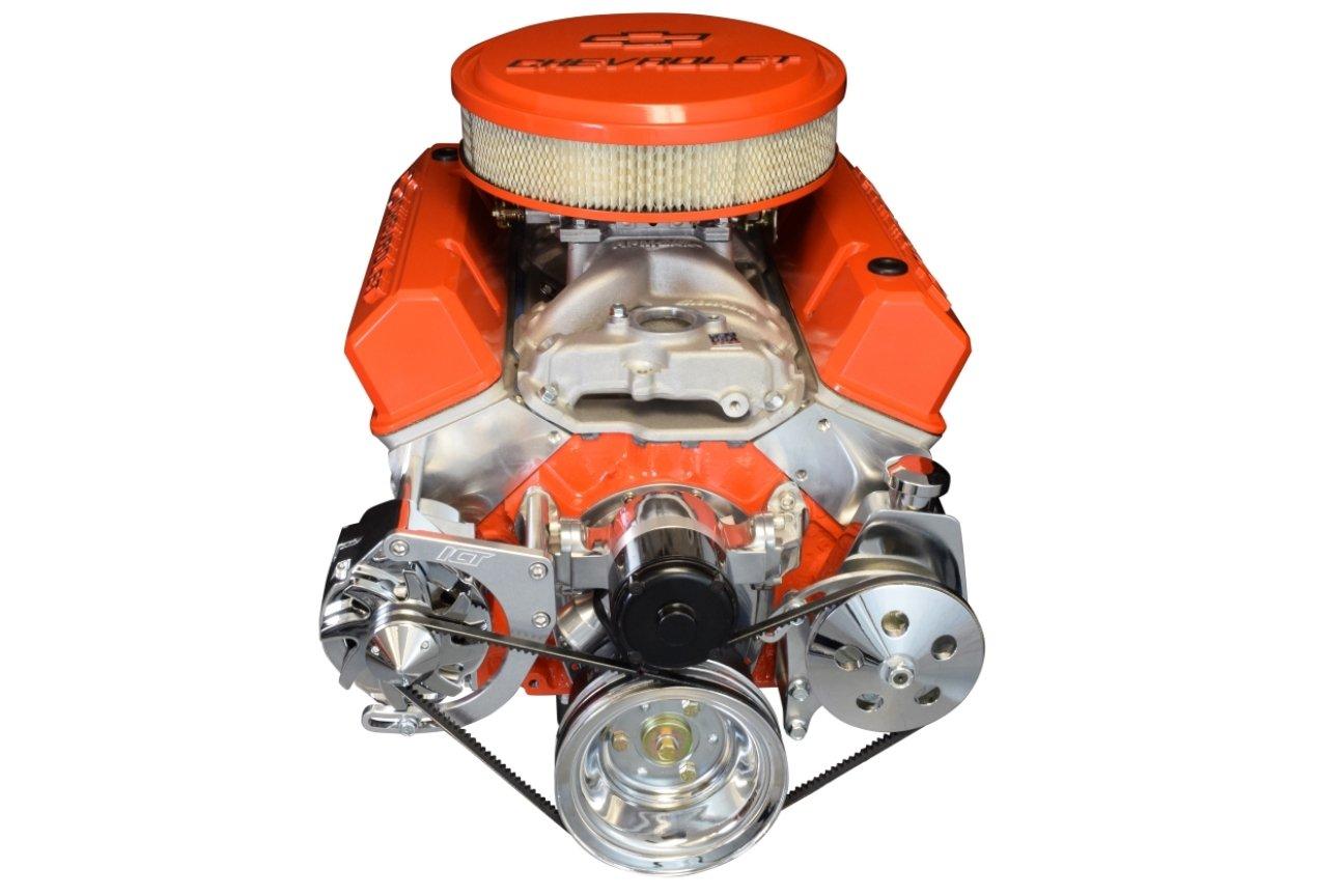 Sbc Alternator Bracket Adjustable Electric Water Pump Small Block Chevy 350 Mount Kit 551672e Brackets Automotive Tibs