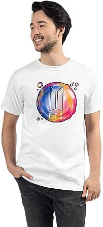 Art Gallery Misr BTS White T-Shirt - 2725608434580