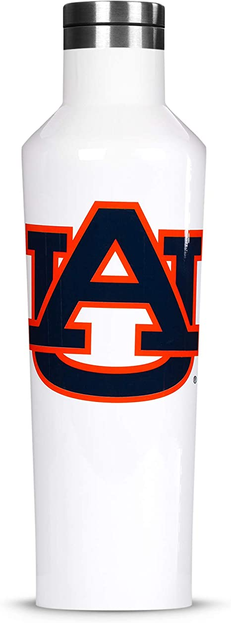 Amazon Com Corkcicle Canteen 16oz Ncaa Triple Insulated Stainless Steel Water Bottle Autigers Big Logo Sports Outdoors • rocky iii • eye of the tiger • survivor. corkcicle canteen 16oz ncaa triple insulated stainless steel water bottle autigers big logo
