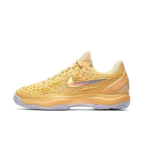01d05e35198 NIKE Women's Air Zoom Cage 3 HC Tennis Shoes (7 UK): Amazon.co.uk ...