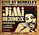 Live At Berkeley by Jimi Hendrix (2012-05-04)