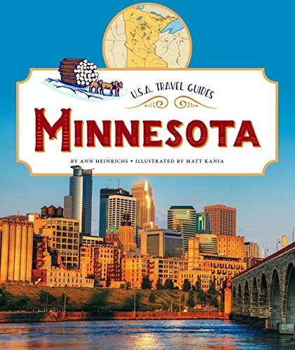 Minnesota (U.S.A. Travel Guides)