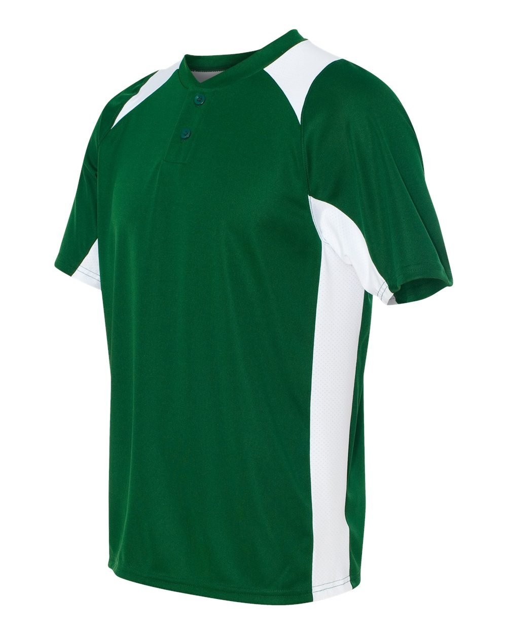 Augusta SportswearメンズGamer野球ジャージー B00DOFRLDM Medium|ダークグリーン/ホワイト ダークグリーン/ホワイト Medium