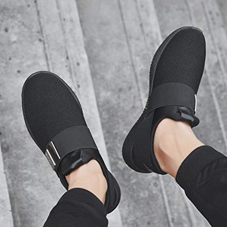 Hombre Zapatos,Sonnena zapatos Cómodo Casual Zapatillas Minimalista Mocasines Bajos Zapatos para Conducir, Ciclismo, Deportes Todos los Días: Amazon.es: ...