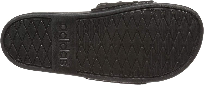 adidas Adilette Cf+ Mono, Herren Pantoletten Dusch- & Badeschuhe Schwarz Core Black Core Black Core Black