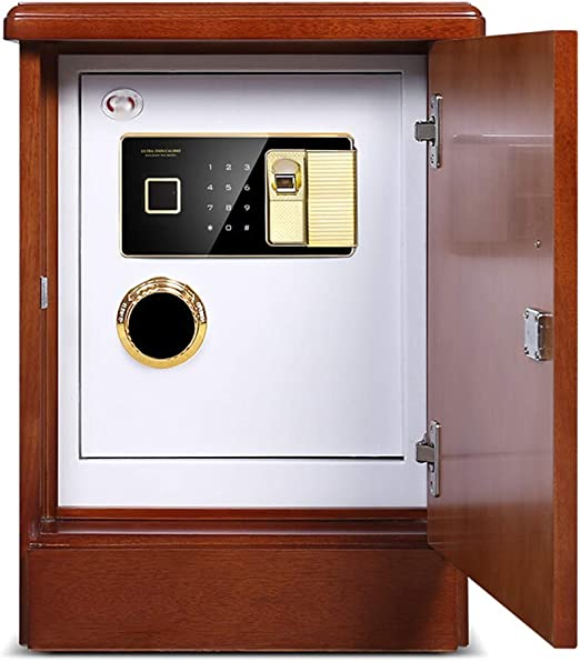 XHLLX Caja De Seguridad Electrónica Digital, Huella Digital ...