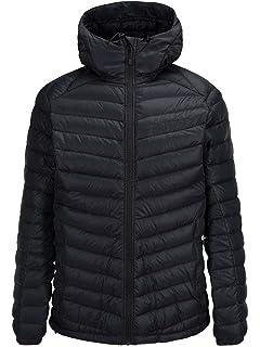 Peak Performance Herren Frost Daunen Jacke mit Kapuze in