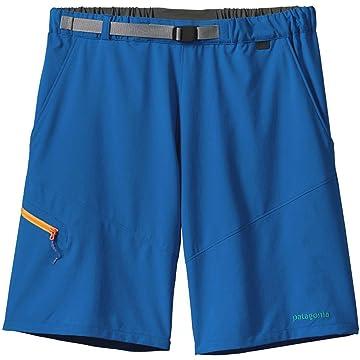Patagonia Men's Technical Stretch Shorts - 21 inches - Superior Blue - Medium