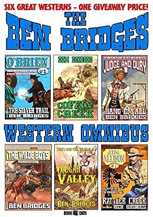 book cover of The Ben Bridges Western Omnibus