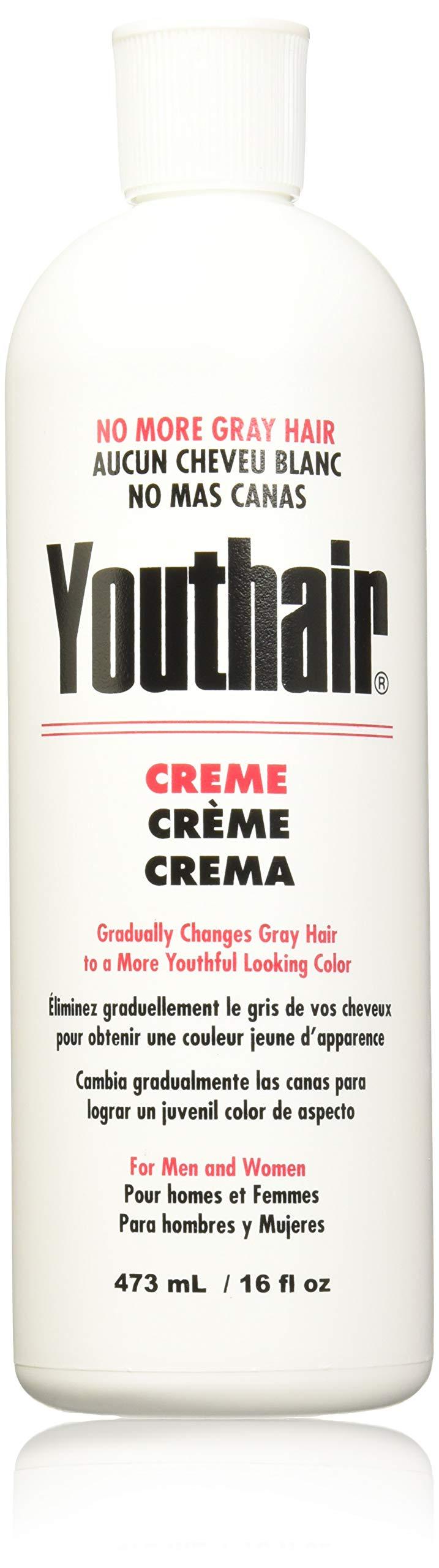 Youthair Crème (Unboxed), 16 fl oz
