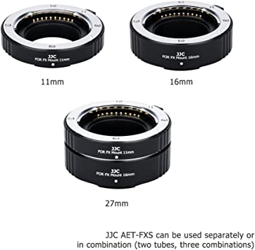1//+2//+4//+10 Close-Up Macro Lens for FujiFilm X-E3 Hi Def 4-Pcs 58mm Compatible