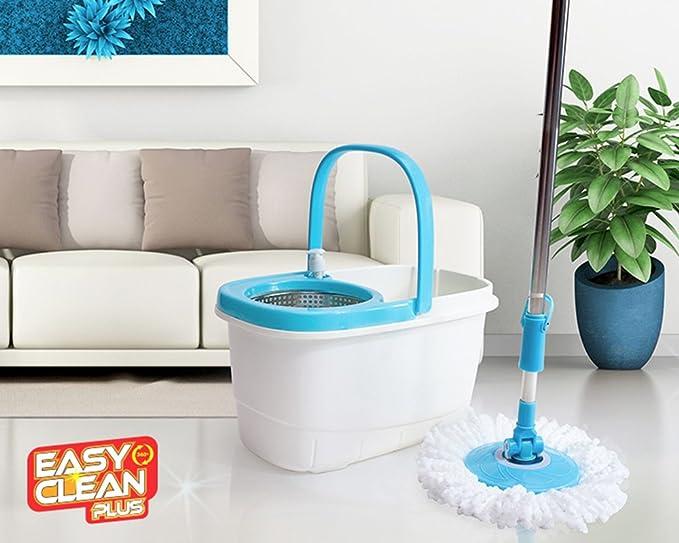 20 opinioni per L'originale Easy Clean Plus- Il nuovo mocio lavapavimenti con azione rotante in