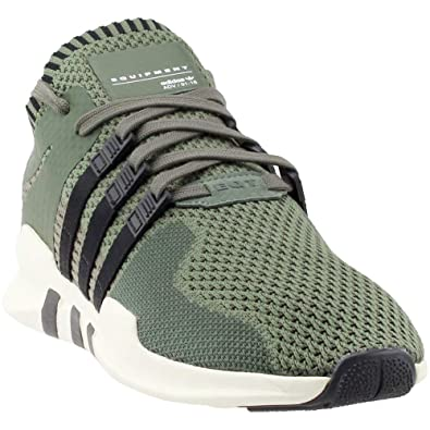 online retailer 6f442 da5fb adidas Mens EQT Support ADV PK Athletic  Sneakers Green