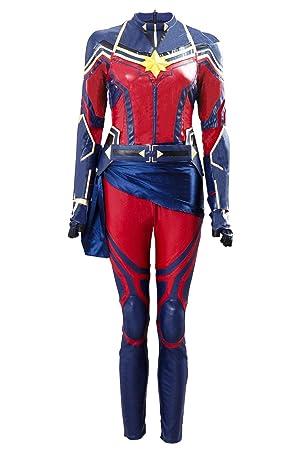 Avengers Endgame Captain capitán Marvel Carol Danvers Traje de ...