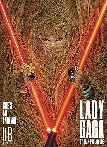 V Magazine Issue 118 (Spring, 2019) Lady Gaga Cover She's An Enigma