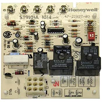 replacement for honeywell furnace fan control circuit