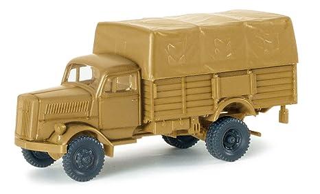 Herpa 740517 - Maqueta - Camiones 3t Blitz: Amazon.es ...