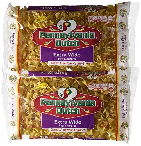 Broad Noodles - 1