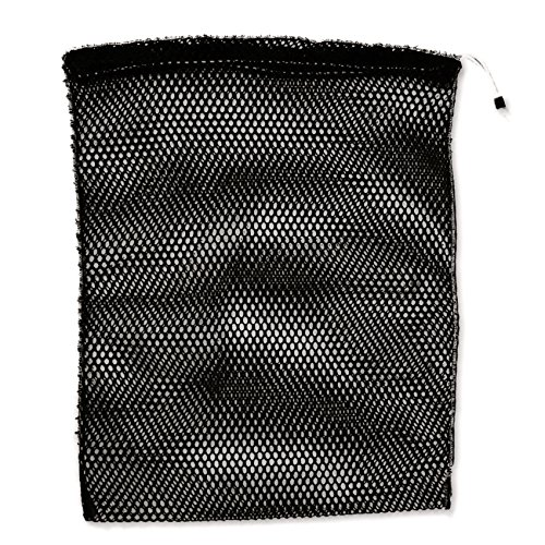 NYLON MESH STORAGE BAG 17''x22'' see-through and breathable with cinch rope closer by Snap-Loc Cargo Control