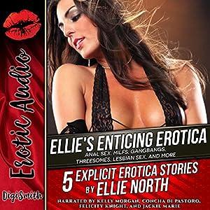 Ellie's Enticing Erotica Audiobook