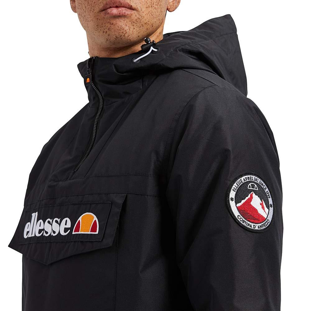 Ellesse Monterini 1//4 Zip Jacket Veste Homme