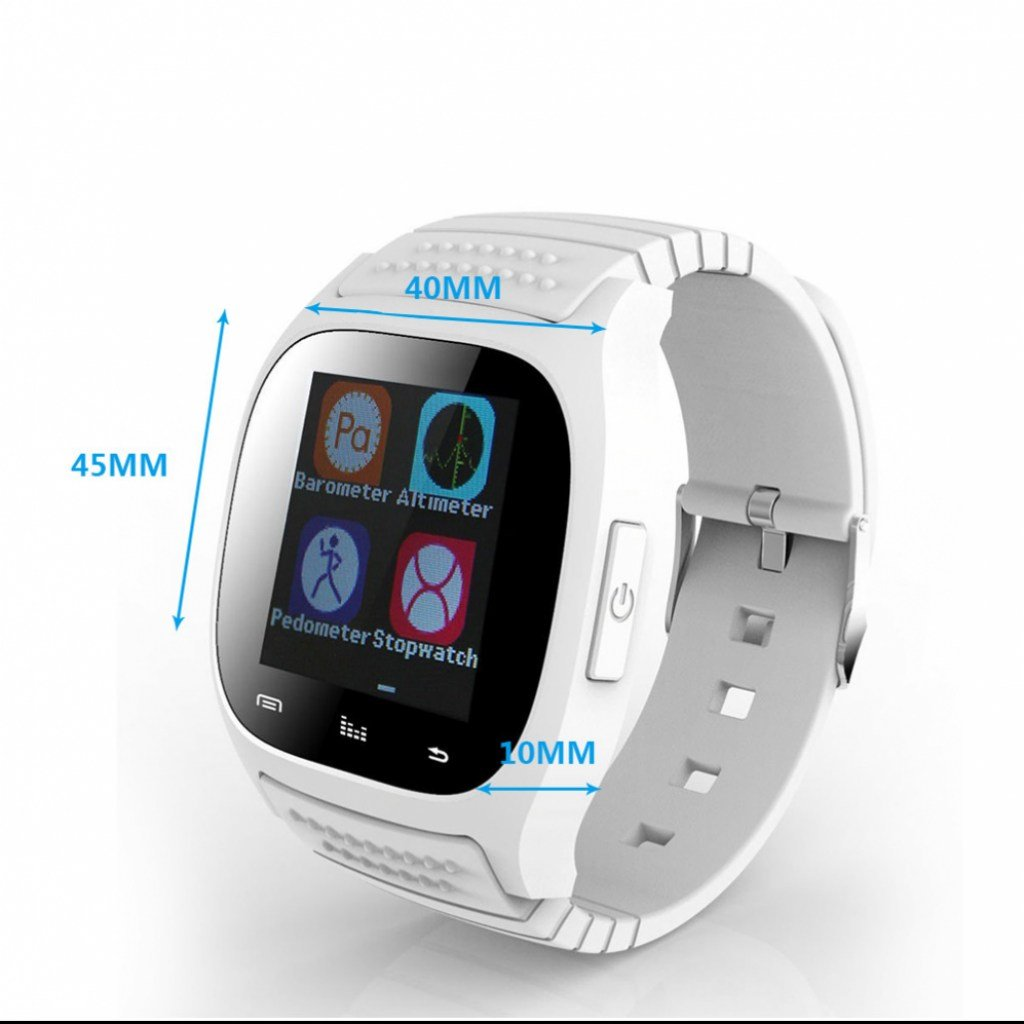 Sport Smart Watch Bluetooth Reloj de pulsera Smart Reloj ...