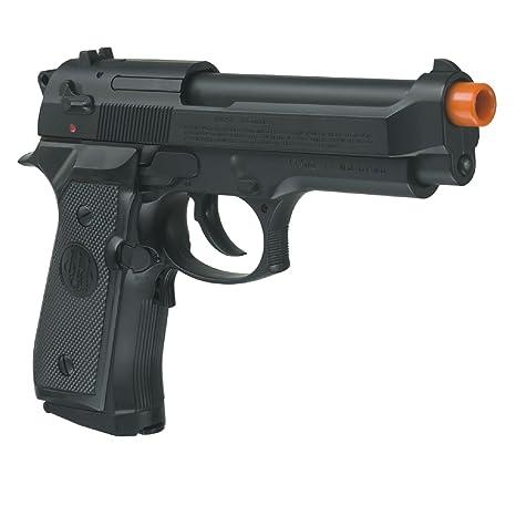 amazon com beretta m92 6mm airsoft electric airsoft pistols rh amazon com Beretta 92FS Problems Cerakote Beretta 92FS