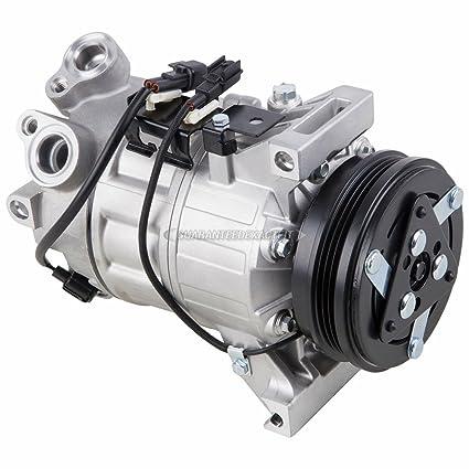 Amazon.com: New AC Compressor & A/C Clutch For Volvo S60 S80 & V60 - BuyAutoParts 60-03839NA New: Automotive