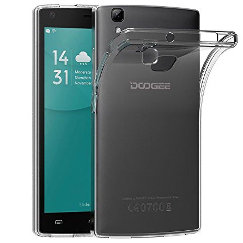 Funda Perfect Fit Carcasa Transparente para Doogee X5 Max ...
