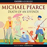 Front cover for the book Death of An Effendi by Michael Pearce