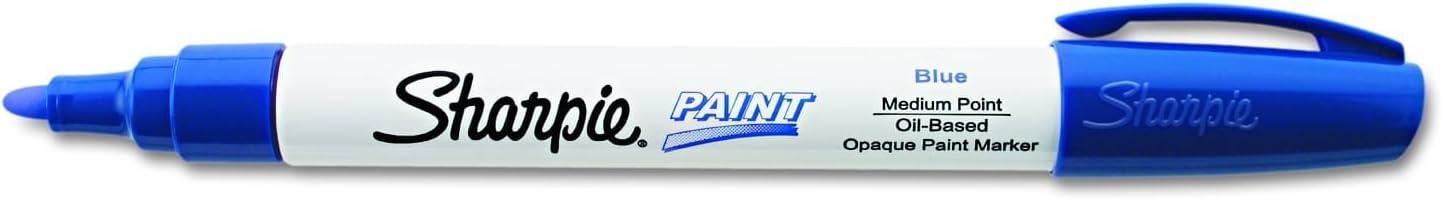 Medium Marker Point Type Lime Ink san35561 Sharpie Oil-based Paint Marker