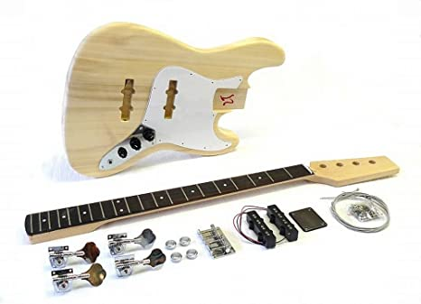 Kit bajo Guitarra Eléctrica ml-factory Style I: Amazon.es ...