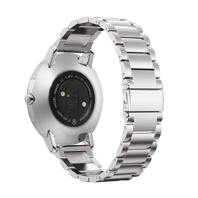 2 opinioni per Kuxiu, orologio con funzione Tracking con cinturino in acciaio inox magnetico