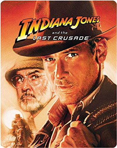 Indiana Jones and the Last Crusade (Limited Edition)(Steelbook)