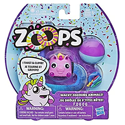 Zoops Electronic Twisting Zooming Climbing Toy Party Unicorn Pet Toy for Kids 5 and Up: Toys & Games