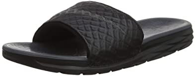 731e9cdb7 Amazon.com  NIKE Men s Benassi Solarsoft Slide Sandal  NIKE  Shoes