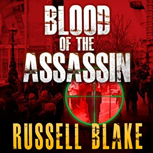 Blood of the Assassin Audiobook