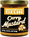 Brooklyn Delhi Curry Mustard 10 Oz