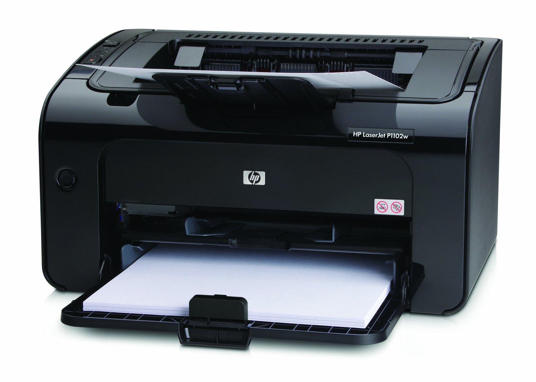 HP LaserJet Pro P1102w by HP (Image #1)