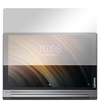 Slabo 2 x Protector de Pantalla para Lenovo Yoga Tab 3 Plus 10 lámina de Protectora Ultra Transparente