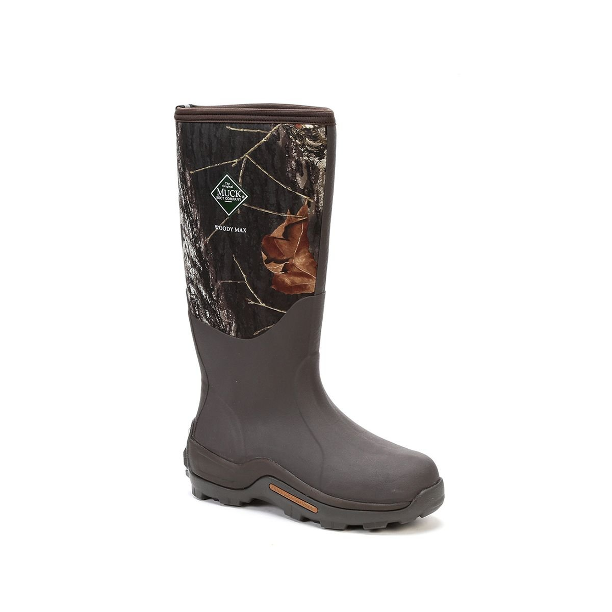 The Original MuckBoots Adult Woody Sport Boot,Mossy Oak Break-Up,7 M US Mens/8 M US Womens