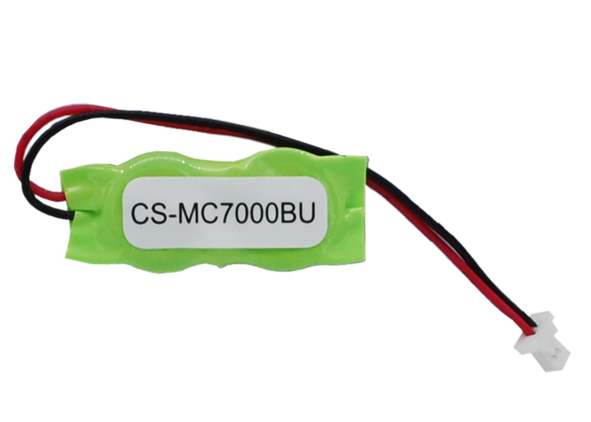 Replacement Battery for Symbol MC70, MC7004, MC7090, MC7094, MC75, MC7506-PKCSKQWA9WR, MC7506-PKCSKQWA9WR-KIT, MC7506-PKCSKRWA9WR