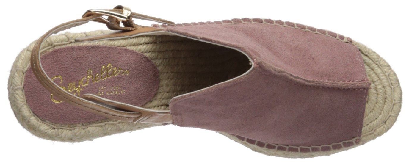 Seychelles Women's Charismatic Wedge Pump B0756NQ9LK 9 B(M) US|Light Pink